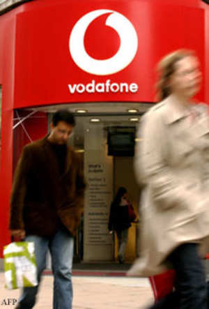 Vodafone on Wednesday said its revenue grew 13 per cent to Rs 17,580 crore during the first half ended September, 2012 but is yet to make profit since buying into the company in 2007.