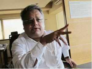 From September last year, Jhunjhunwala raised his stake in Geometric, which provides engineering services to clients such as ABB, DaimlerChrysler and Toshiba, at least thrice - from about 7% to about 20%, worth 125 crore at Thursday's closing price.