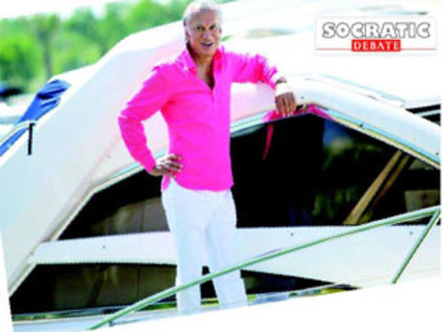 In Mumbai to promote his marina venture, Gulu Lalvani met with Corporate Dossier to talk about party crashers, taxmen and the importance of friends in old age.