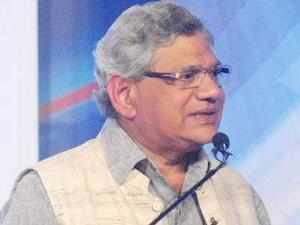 """""""Though a decision of this nature is the right of the Executive, but any major decision, affecting a vast number of people, must reflect the opinion of Parliament. If not, then it is violative of parliamentary democracy,"""" senior CPI(M) leader Sitaram Yechury said."""