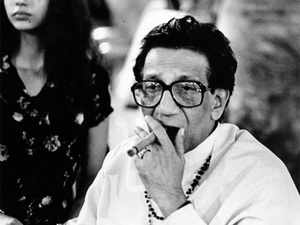The 86-year-old Shiv Sena supremo was idolised with almost God-like devotion by his frenzied sainiks and demonised in equal measure by detractors.