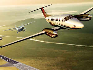 The corporate jet market is ready to fly again as companies are increasingly looking at jets as a growth engine.
