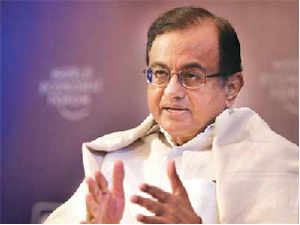 """FM Chidambaram today said the projected Rs 1.86 lakh crore loss in coal blocks allocation would also turn out to be a """"mythical"""" and """"fancy"""" number."""