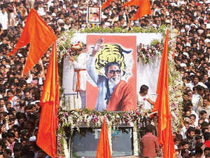 Thackeray was a man of some substance, a man who single-handedly spawned a political party that fought out the communists of textile-dominated Mumbai's political economy in the sixties