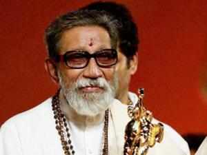 Some of Thackeray's contradictory stands were tactical — he relished keeping people on the edge.