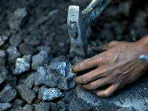 Coal India indicated that its production during October-December period may see some slippage as Nilam cyclone and festivals impacted the mining activity in November.