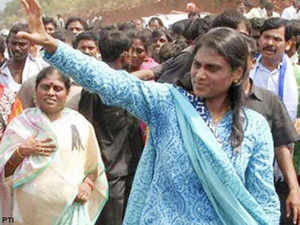 Clad in a salwar kameez and a pair of sneakers, YSR's daughter Sharmila has already covered over 430 km out of targeted 3,000-km padayatra in the last 32 days, helping the party consolidate its base.