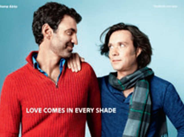 """Peterson Milla Hooks bows this lovely, lively holiday campaign for the Gap, """"Love Comes in Every Shade,"""" featuring an assortment of love couplings, reports Ad Age."""
