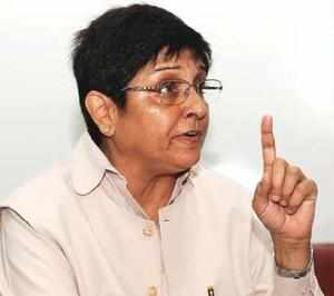 Team Anna may support Arvind Kejriwal's yet-to-be launched political party when elections come, Kiran Bedi said today.