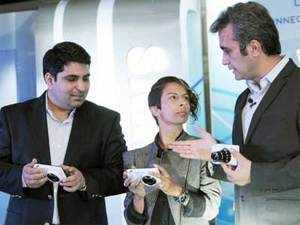 Samsung launches 3G-connected camera for Rs 29,900 - The