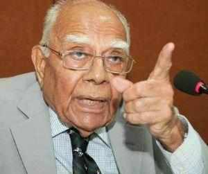Ram Jethmalani also had a word of praise for the government action in the appointment of Ranjit Sinha as CBI Director.