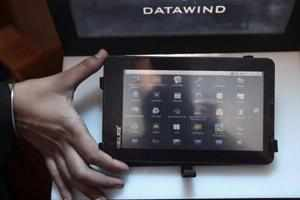 Makers of low-cost Aakash tablet denied a local media report that said the computer was a cheap Chinese import and not an Indian innovation as was claimed.