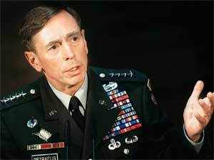 Petraeus''quick withdrawal from the ring was the bold stroke of a master strategist, and left the press with the disappointment of sports writers covering a first-round knockout.