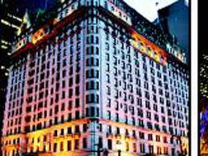 now looking at picking up some other landmark properties in New York to build up a portfolio of luxury hotels