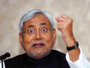 Bihar chief minister Nitish Kumar. (BCCL)