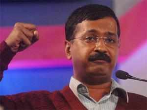 """Arvind Kejriwal's Aam Aadmi Party today described the UPA government's decision to launch direct cash transfer scheme as a """"bribe to voters""""."""