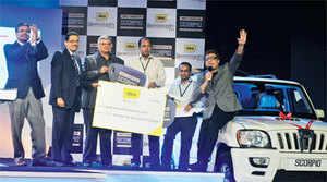 The Brand Equity Quiz 2012: TCS Chennai wins BE quiz