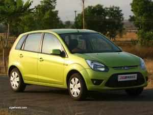Car maker Ford India today reported a marginal rise in its total sales in November this year at 10,155 units.