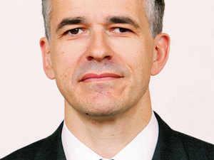Vincent Cobee, the corporate vicepresident, Datsun Business unit, Nissan Motor