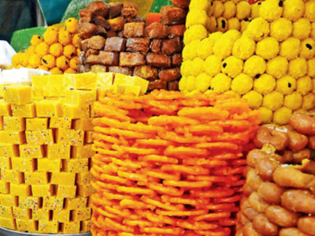 A few years ago, gifting during the festive season started with dry fruits and ended with mithai. Until a clutch of chocolate, confectionery and biscuit marketers – from Cadbury to Parle to Britannia – decided to change the rules of the game. They've made rapid progress so far in eating into the not always friendly neighourhood mithaiwala's once thriving business