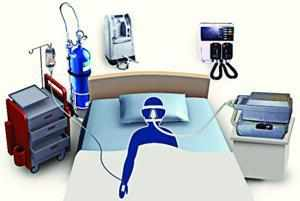 The trauma centre was established in 1998 to provide critical care to victims of serious accidents.