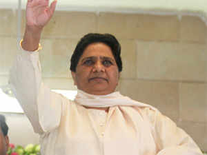 As soon as the House met for the day, Mayawati (BSP) rose in her seat saying people have been awaiting for years for a memorial at a land owned by the Textile Ministry in Mumbai.