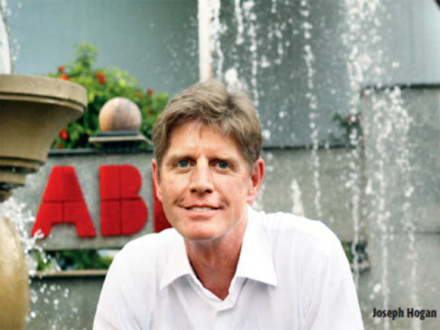 ABB has just made a major scientific breakthrough, but group CEO Joseph Hogan doesn't believe in making a fuss.