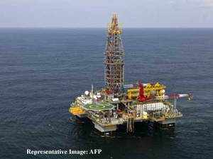 The is part of the $ 1.529 billion plan to develop four satellite gas fields around the now producing Dhirubhai-1 and 3 or D1&D3 fields in the Krishna Godavari basin KG-D6 block.