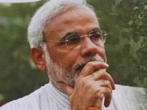 Chief minister Narendra Modi welcomed Amin, who snapped his two-decade association with Congress, after he was denied a ticket for the assembly election.