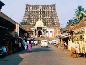 Sree Padmanabhaswamy temple has come to symbolise a collective feeling of goodwill and romance for the fairytale-like twist to the temple's history.