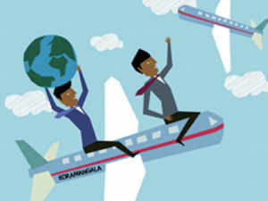 Hordes of engineers and other professionals have begun giving up their comfortable, plush life abroad and are returning to India.