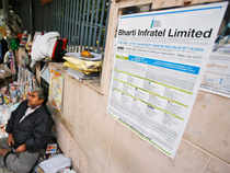 The biggest initial public offering of this year from Bharti Infratel, has received tepid response from institutional investors as they balked at steep valuations