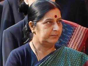 """Leader of Opposition in Lok Sabha Sushma Swaraj today claimed that """"cynicism"""" created by government's lack of initiative is to be blamed for the slowdown."""