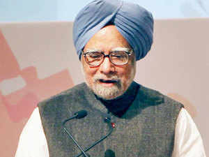 Manmohan Singh vows to speed up reforms, rev up economy