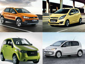 Hyundai, Tata Motors, Maruti Suzuki and Chevrolet are also ready with their small car iterations that would further expand this already blooming segment.