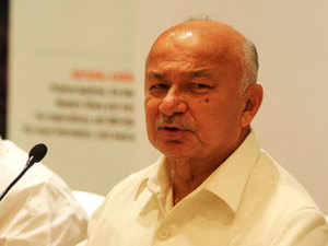 It was a blooper that home minister Sushil Kumar Shinde may find hard to expunge. More than once, he used courtesy titles - Mr and Shri - while referring to Jamaat-ud-Dawa chief Hafiz Saeed, the key conspirator of the Mumbai terror attacks.