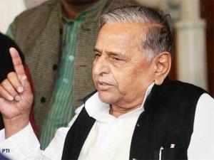 Apparently taken aback by BSP chief Mayawati successfully pushing the quota in promotion bill, Samajwadi Party chief Mulayam Singh Yadav sought to counter it in the Lok Sabha today by making a strong pitch for reservation in government jobs for Muslims.