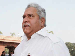 Vijay Mallya made an offering of gold bricks, weighing about three kg, at the famous hill shrine of Lord Venkateswara on his 58th birthday today