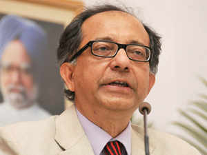 """World Bank Chief Economist Kaushik Basu is of the view that inflation of 5-6 per cent for India is """"not too high"""" during high growth trajectory"""
