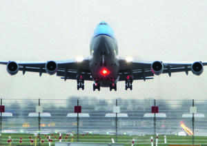 India's domestic air passenger traffic shrunk by almost 8%