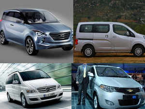 Not too much excitement in the MPV calendar for 2013, but the few that we know for sure are due for launch in the year are definitely worthy taking notice of.