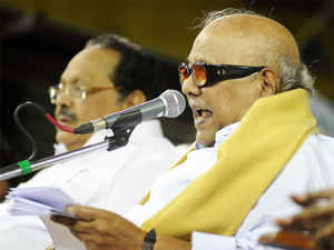 Karunanidhi's remarks came even as Gujarat Chief Minster Narendra Modi secured a third consecutive term while his party BJP ceded defeat in Himachal.