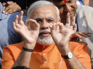 Narendra Modi, whose hat-trick in Gujarat could possibly pitchfork him as a prime ministerial candidate of BJP in 2014, has always remained a leader with a difference, a personality you may love or hate but cannot ignore.