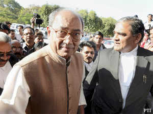 The defamation case was filed by Gadkari against the Congress general secretary Digvijay Singh who had allegedly accused him of having business links with his party MP Ajay Sancheti.
