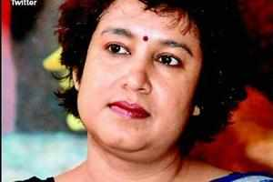 """Terming the gangrape of a 23-year-old woman as """"shameful"""", Bangladeshi author Taslima Nasreen today said death sentence is not a permanent solution in such cases."""