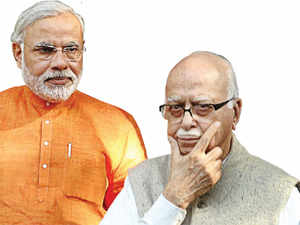 Modi - now the BJP's poster boy may await the fate of Advani, who had been seen as good enough to energise the cadre but too polarising to lead a coalition