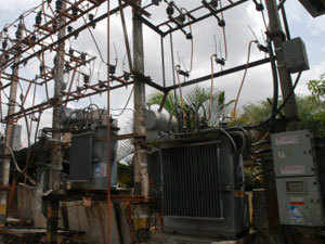 Difficult terrains, delays in nods, inhabitations in wildlife sanctuaries major impediments to power supply electricity.