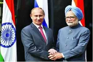 The two nations inked 10 pacts in all, including two defence deals for aircraft, helicopter supplies, and three B2B deals for joint investments.
