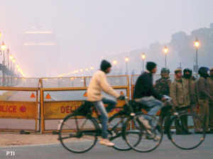 Traffic was smooth as police lifted restrictions in central Delhi, which witnessed violent protests. 9 Metro stations were reopened for public from last evening.