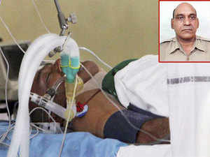 The postmortem report on the death of Delhi Police constable Subhash Tomar says that he died of heart attack triggered by injuries